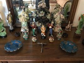 Asian Ceramics & Figurines