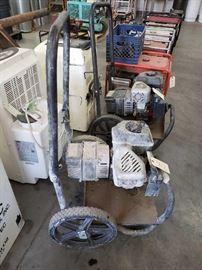 Coleman Powermate 3750 Watt Portable Generator
