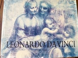 The genius of Leonardo Da Vinci by D.M. Field