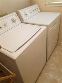 Nice Kenmore washer and dryer pair