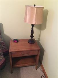 Drexel night stand. Matches bed frame and dressers.