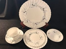 50 Piece Royal Doulton China