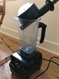 Vitamix. Used maybe 3 times.  $150