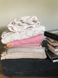 Vintage quilts / bed covers  Priced individually