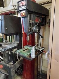 Drill Press Sears