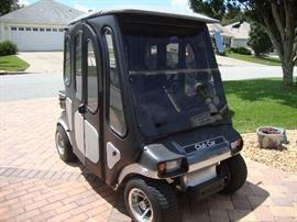 2008 Club Car, Electric, Batteries 1 1/2 yrs old