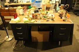Tanker desk $200, misc items $3-$25