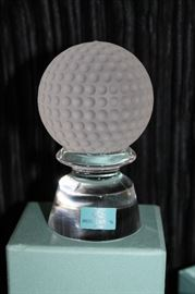 Hoya Crystal Golfball