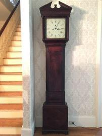 19 c Grandfather Clock