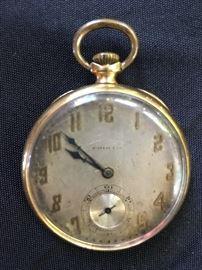 Tiffany 18K Pocketwatch