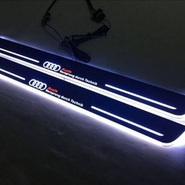 Hongyingcar LED Moving Door Scuff Led Door sill Fo ...