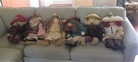 "Gretchen Wilson design - Little Souls "" Doll Collection """
