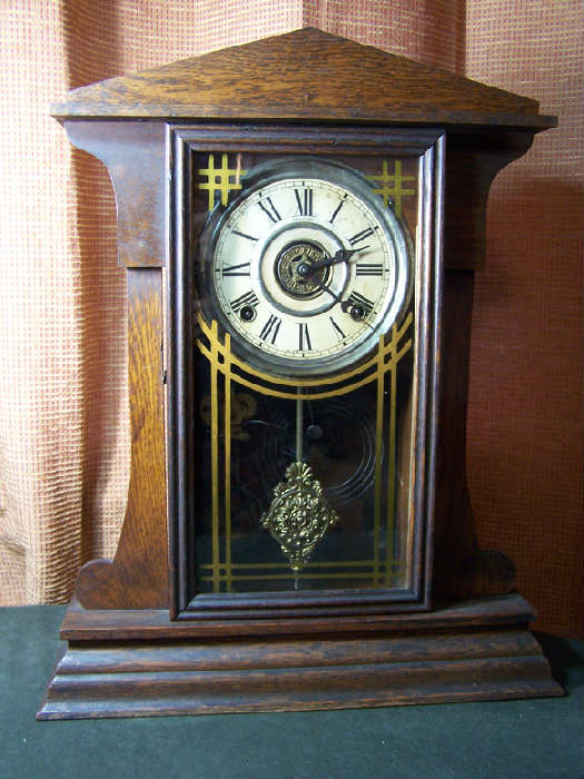 1910 Sessions Clock - Just Serviced!