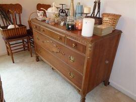 vintage buffet/dresser