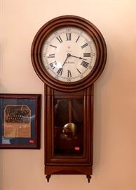 Seth Thomas working clock