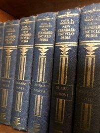 "Complete set - antique ""Wikipedia""!"