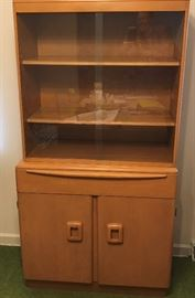 MCM Heywood Wakefield Encore Step Back Cupboard  http://www.ctonlineauctions.com/detail.asp?id=728660