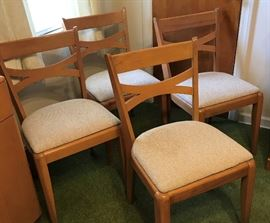 Heywood Wakefield Dining Chairs, Set of 4  http://www.ctonlineauctions.com/detail.asp?id=728661