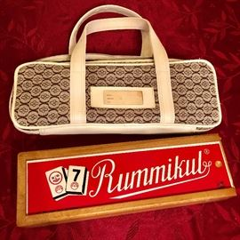 Vintage Rummikub with case   http://www.ctonlineauctions.com/detail.asp?id=729005