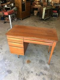 Flanders Mid Century Mod Writing Desk