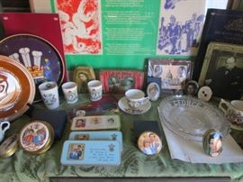 The Royal Family collectibles and souvenirs