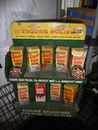 Esquire polish display COMPLETE
