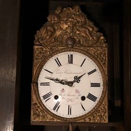 Victor Wintermantel clock