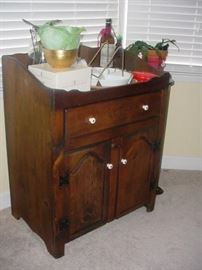 another dry sink