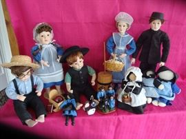 Amish Doll Collection