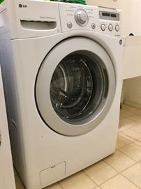 Washing machine appears to be in ex condition. Great price! YOU MOVE
