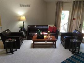 Full living room set avail!
