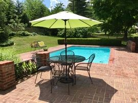 Join us poolside this weekend! Great patio furnishings, potted plants, planters and MORE!