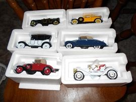 Ford Motor Co. collectibles