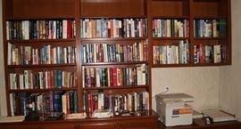 More books