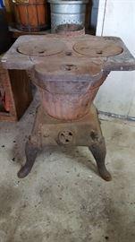 Rex stove