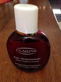 clarins perfume