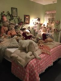 This is the Doll Room!