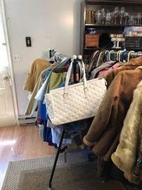 Clothes and purses