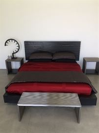 Four Hands King Bed