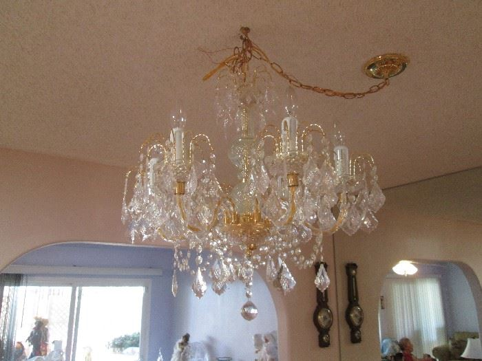 Surprising Fun Chandelier