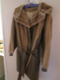 "Ladies ""Faux Fur"" Labeled as Follows on next photo..."