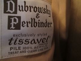 ...Ladies Fur Label Details
