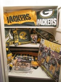 Green Bay Packers Memorabilia, calling all Fans!