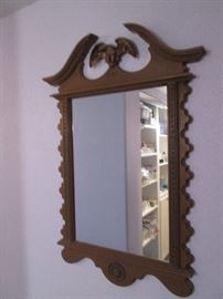 Wall-Mount Decorative Mirror