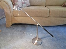 Desk Lamp made with golf club and ball, great gift for your favorite golf aficionado!