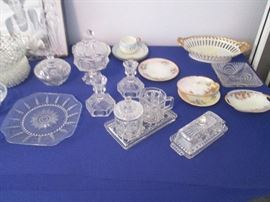 Assorted Serving Pieces