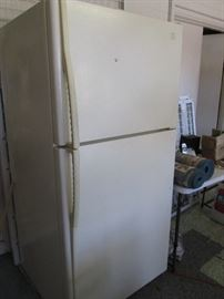 """Maytag Plus"" Refrigerator, Clean and Working!"