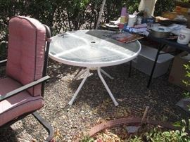 Another Patio Table