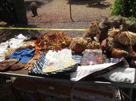 Fall, Harvest, Thanksgiving Decor