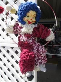 A Happy Clown